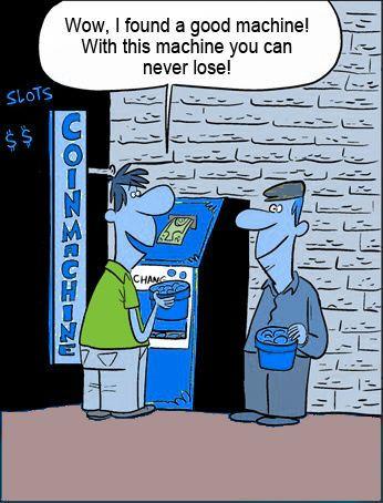 casino gambling ruined my life