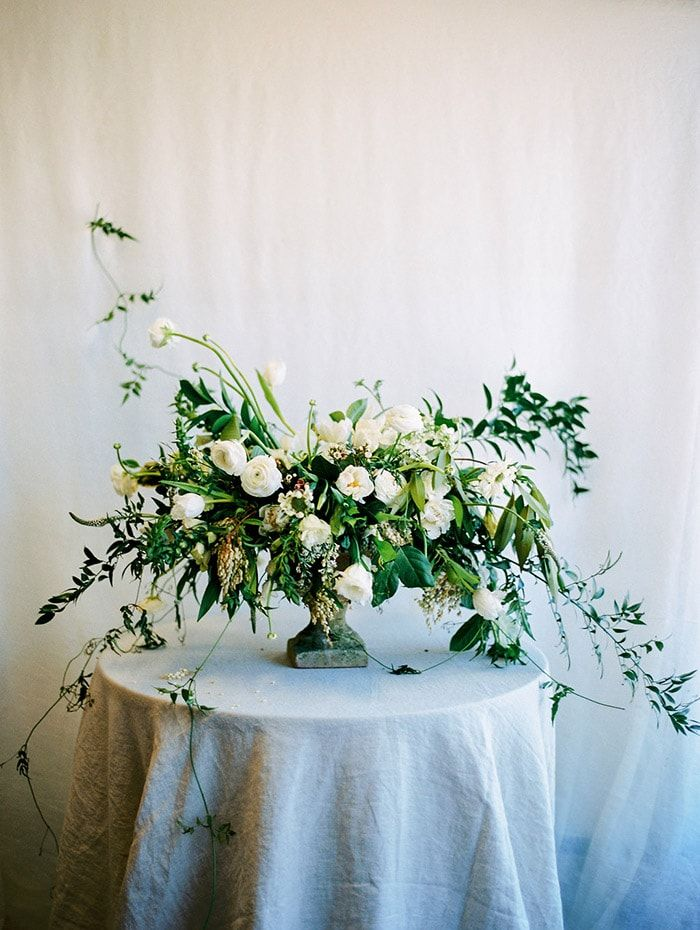 Modern Wedding Inspiration in an Old-World Setting