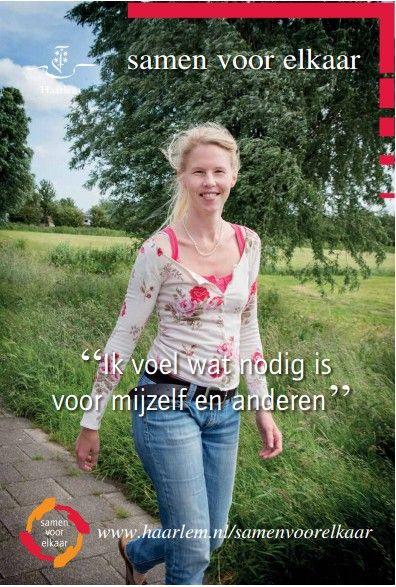 Een mooie samenvatting over wat mij beweegt in de stadskrant van Haarlem!