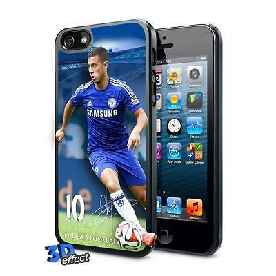 Chelsea football club eden hazard 3d #iphone 5 hard case #cover fans #accessory,  View more on the LINK: http://www.zeppy.io/product/gb/2/331612525764/