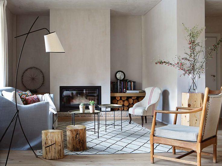 Take it easy. Esta expresión inglesa define muy bien la nueva alma de este piso madrileño. Sus remodelados espacios, obra del interiorista Erico Navazo, invitan a tomarse las cosas con calma y...