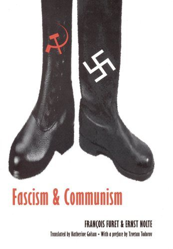 Fascism and Communism (European Horizons) by Francois Furet http://www.amazon.com/dp/0803269145/ref=cm_sw_r_pi_dp_VHcwvb19EM8EC