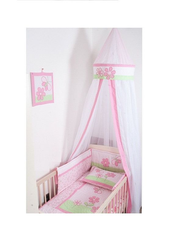 Bed Canopy   Custom canopy flower with by Customquiltsbyeva, $135.00