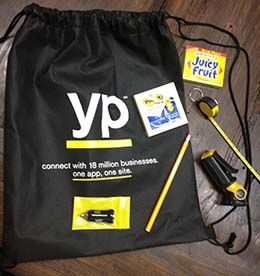 Yellow Pages Sweepstake - win a prize pack