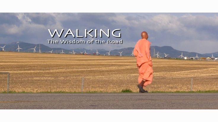 A Canadian documentary by Michael Oesch about the spiritual, emotional and physical revelations encountered when walking.