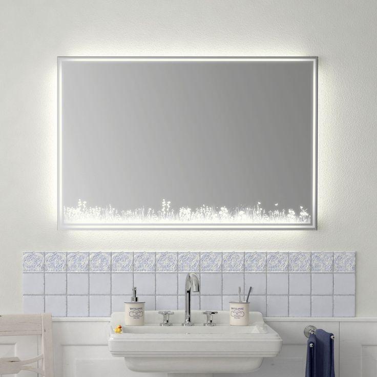 21 besten Fußleisten Bilder auf Pinterest Lichtlein, Weiss und - badezimmerspiegel mit licht