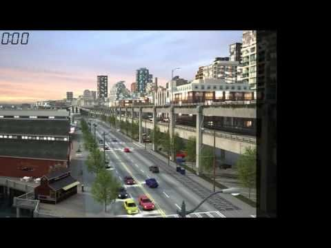 Alaskan Way Viaduct - Earthquake Simulation - Stunning use of 3D database to show implication for planning priorities - in this case anticipating impact of natural disaster.  Thanks to Atlantic Cities for this feature.