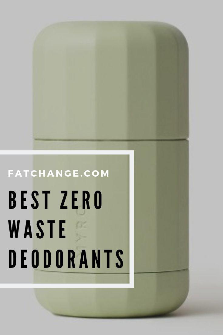 Best Zero Waste Deodorants Zero Waste Deodorant Plastic Waste