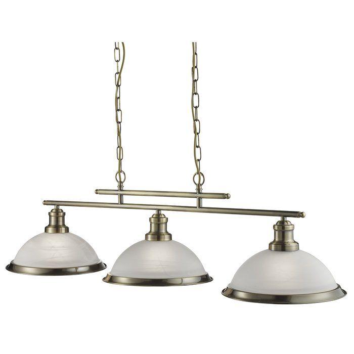 Beverley 3 Light Kitchen Island Linear Pendant Ceiling Lights Kitchen Island Lighting Pendant Bar Pendant Lights