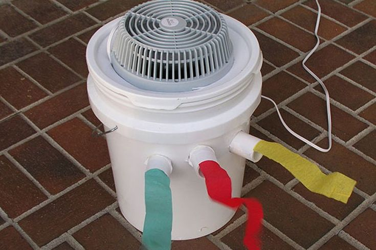 Uma dica para quem não aguenta mais passar calor, mas não tem condição de bancar um todo poderoso ar condicionado é esse tutorial do eHow, que ensina a fazer um ar condicionado potente, caseiro, utilizando materiais fáceis de encontrar.