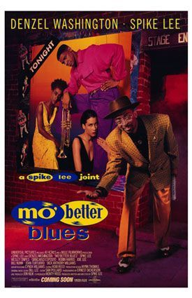 Mo' Better Blues Director Spike Lee