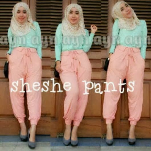Sheshe Pants