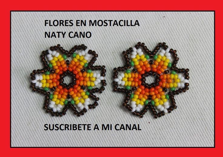 COMO HACER UNA FLOR//Naty Cano