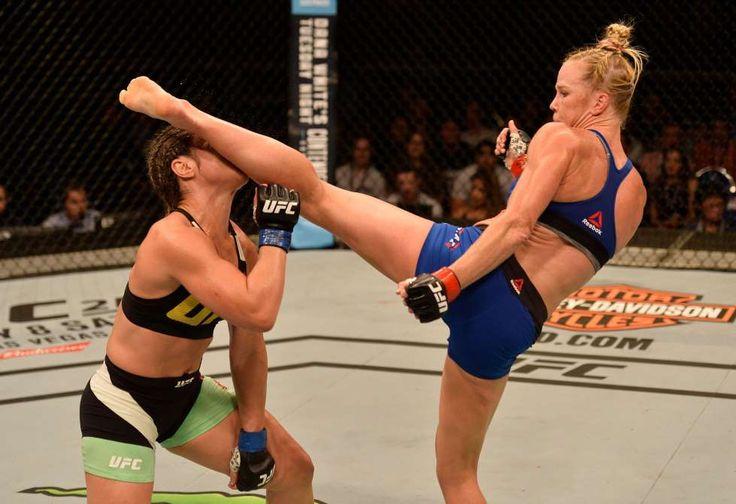 UFC Fight Night: Holm v Correia - Brandon Magnus/Zuffa LLC via Getty Images