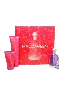 Jesus Del Pozo Halloween Gift Set for Women (Eau De Toilette Spray, Fruit Lotion, Shower Gel) by Jesus del Pozo. $41.99. HALLOWEEN For Women Gift Set By JESUS DEL POZO
