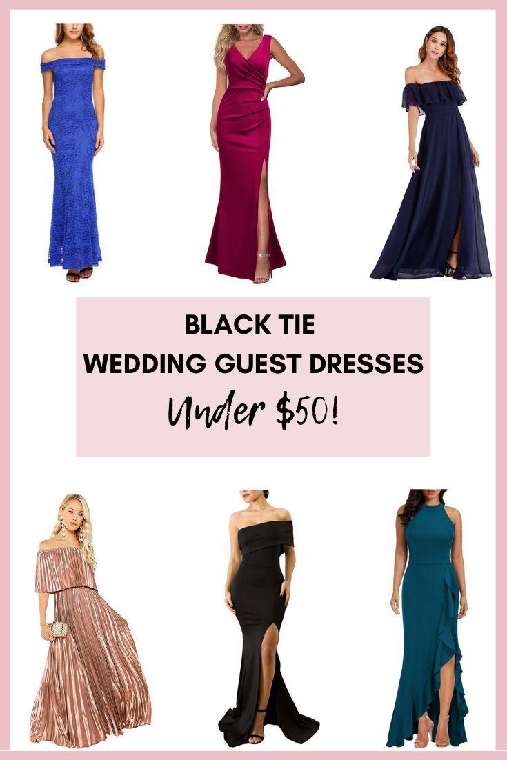 Affordable Wedding Guest Dresses For Spring 2020 Champagne Taste In 2020 Black Tie Wedding Guest Dress Black Tie Wedding Guests Black Tie Wedding Guest Dress Summer