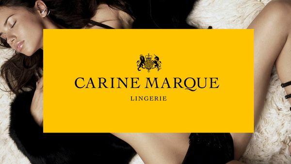 Branding | Carine Marque by Rosa van Wyk, via Behance