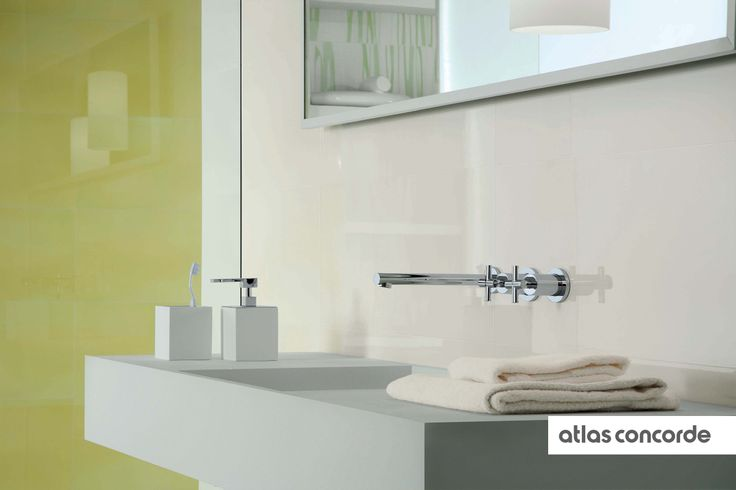 #INTENSITY Aurora  Lime | #AtlasConcorde | #Tiles | #Ceramic