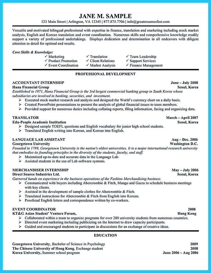 65 best sample resume download images on Pinterest You are - resume proofreading