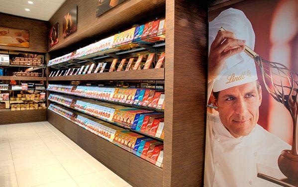 Boutique Lindt Toulouse / Nailloux