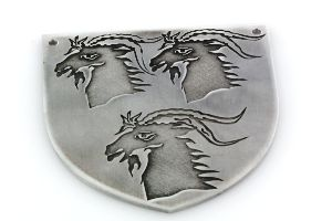 emblematy aluminium anodowane