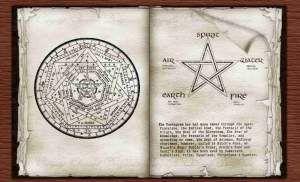 Grimoire : Bir Kara Büyü Kitabı (İçerik)