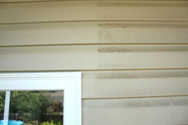 14 Best Cleaning Vinyl Siding Images On Pinterest