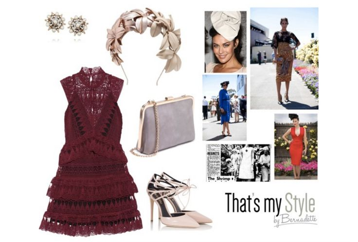 PUTIIK Blog | 'Top 5 Tips for Trackside Glamour on Melbourne Cup Day' | Australian Stylist from That's My Style by Bernadette