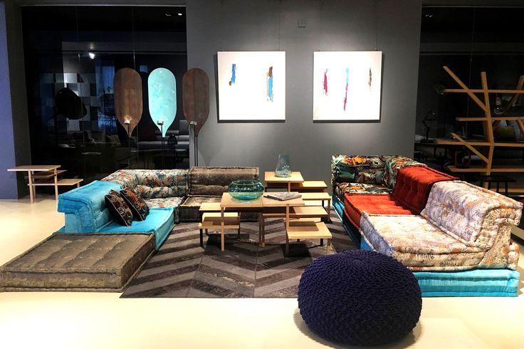 17 best images about roche bobois all over the world on pinterest harrods philadelphia usa. Black Bedroom Furniture Sets. Home Design Ideas