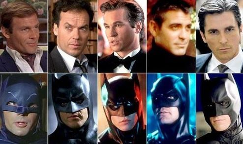 """4. A """"character"""" I look up to is Batman. Yes, the caped crusader who seemed to only exist within my childhood/nerdy fantasies! Any actor who portrays Bruce Wayne proves to me just how important integrity and sacrifices are. They send me the message of going out of your own way to help other people. Pretty realistic message from someone so fictional, if you ask me..."""