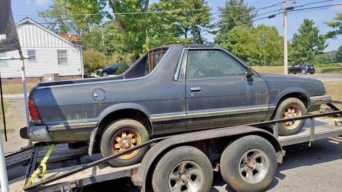 1986 4spd Manual In Alcoa Tn In 2020 Subaru Alcoa Tennessee