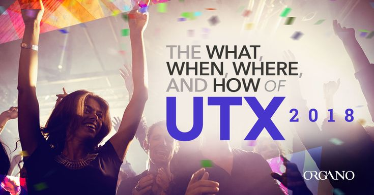 UTX 2018 is the place to be this February. Don't miss out on this incredible opportunity to join your OG brothers and sisters for not only 2018's first marquee event, but the official kickoff party for our 10 year anniversary.