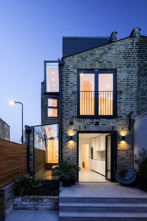 Mulroy Architects - Crownhill Road / Architecture / House Extension