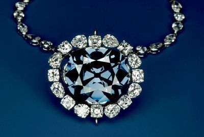 blue hope diamond 45.52 Carats, the ironically titled as Hope diamond (named for its purchaser, Henry Thomas Hope) may have had a long & illustrious history before it became related with a run of bad luck for its owners.  History. It is thought to be a part of the popular Blue Tavernier Diamond, brought to Europe from India in l642. The Blue was purchased by King Louis XI. Who had it cut to 67.50 carats from 112 carats to carry out its brilliance. The diamond was stolen during the French…