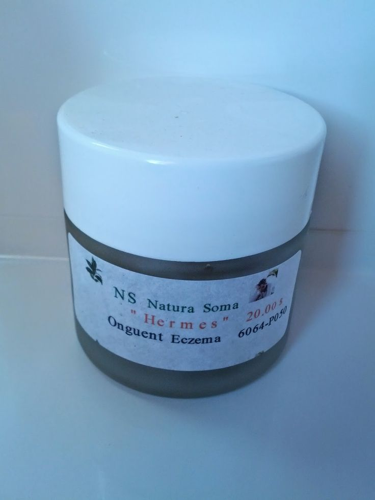 Natura soma: Cream Hermes for Eczema