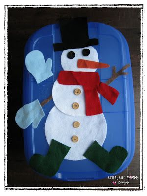 Crafty Chic Mommy: SNOWMEN- TIPS FOR TOTS TUESDAY JAN 12th