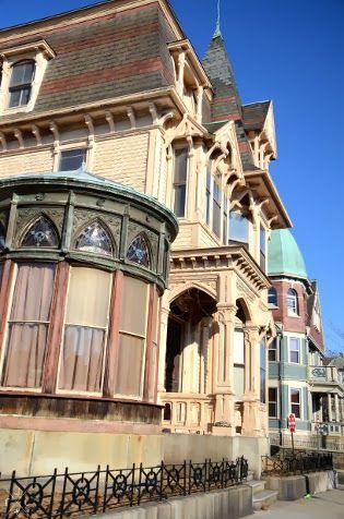 Maisons victoriennes, #Providence, #Rhode Island