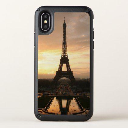 Pretty Romantic Sunset Eiffel Tower Paris France - diy cyo personalize design idea new special custom