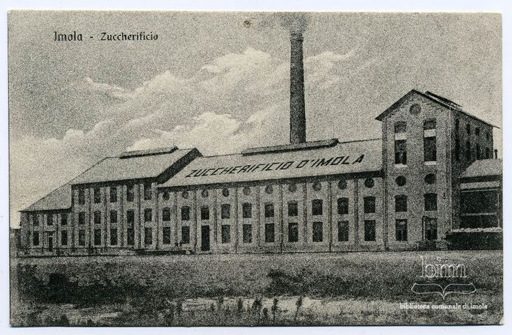 Zuccherificio, inizio sec. XX (Bim, 19.1.1.1.355)
