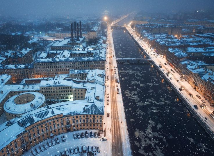 Просыпающийся город. Автор: Иван Смелов (Smelov.photo).