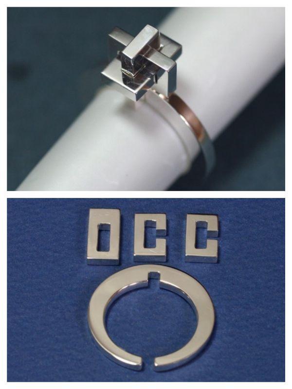 OCC Puzzle Ring