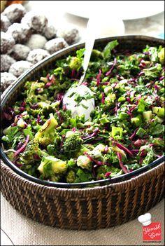 Mısırlı brokoli salatası  HUZUR SOKAĞI (Yaşamaya Değer Hobiler)