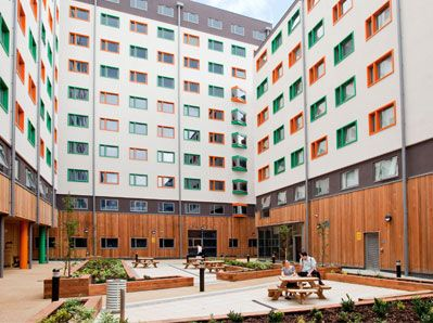 Our student accommodation in London puts you right at the heart of everything you'll need to get the most out of your student experience.
