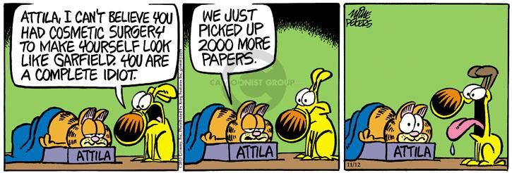comic strip mother goose and grimm | Mother Goose and Grimm - Plastic Surgery Comic Strips | The Comic ...