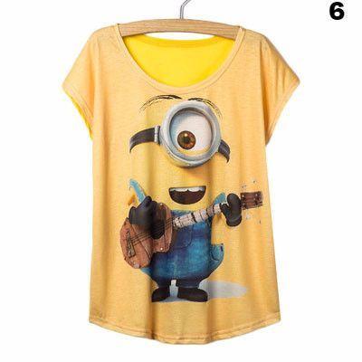 2016 Summer Short Sleeve Women T-Shirt electric car cartoon print T Shirt Women tee Shirts Clothes Femininas tops