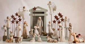 willow tree nativity complete set