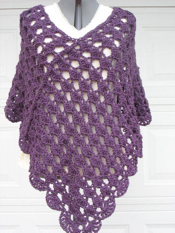 Free Printable Crochet Poncho Pattern : crochet poncho patterns Quotes
