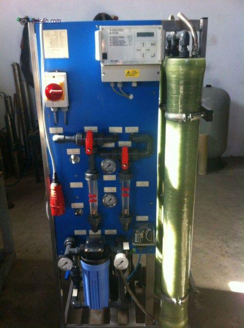 HERCO UO1200ND, purificadora e Dessalinização água Vendo ou troco por algo a combinar Máquina de OSMOSE REVERSA, Dessalinizadora, FILTRADORA e Purificadora de água. Marca : HERCO Model : Sta...