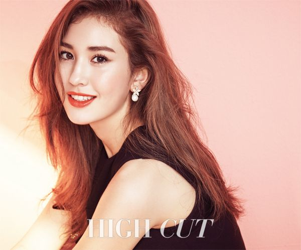 Jun So Mi - High Cut Korea Vol. 187