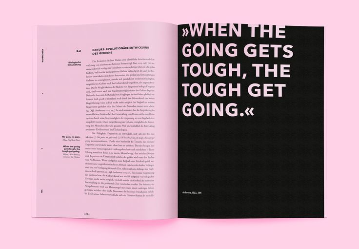 editorial design thesis As a bfa communication design student and sponsored projects in editorial design, interaction the course of study culminates in a thesis and qualifies alumni.